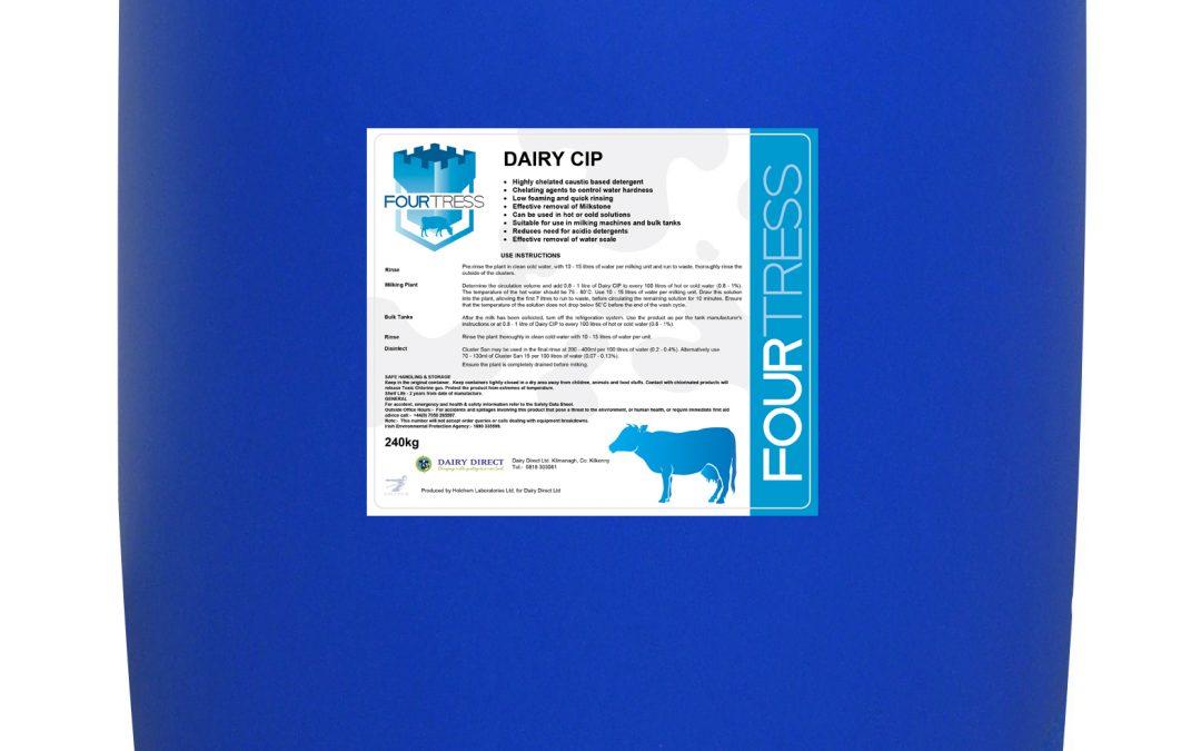 Dairy CIP